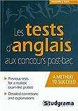 Les tests d'anglais aux concours post-Bac...