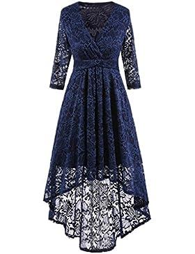 Vestito Donna Inverno ,Beautytop Vestito Abiti Donna Natale Vintage Vestito Veste Annata Donna Cocktail Dress...