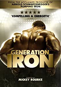 Generation Iron [DVD]
