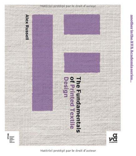 The Fundamentals of Printed Textile Design