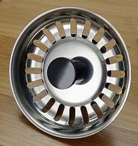 McAlpine Replacement Basket Strainer Waste Plug BSKTOP by Mcalpine