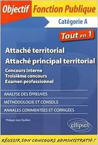 Attach territorial principal concours interne - Grille indiciaire attache territorial principal ...