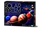 4M 3D Glow in the Dark Solar System Mobile Making Kit
