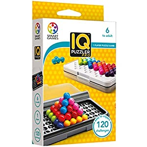 Smart Games – IQ Puzzler Pro , color/modelo surtido