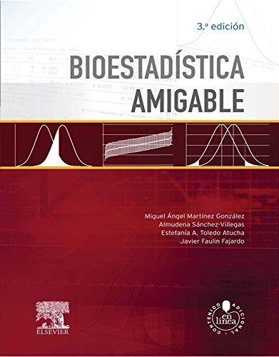 Bioestadística amigable + StudentConsult en español por Miguel Angel Martinez-Gonzalez