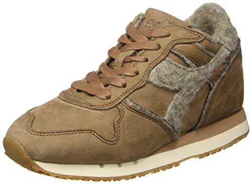 Diadora Damen Trident W Warm Turnschuhe Marrone (Dark Brown)