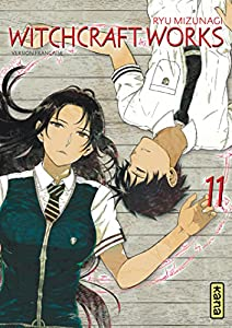 Witchcraft Works Edition simple Tome 11