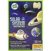 LeapFrog Tag Adventure Pack: Solar System