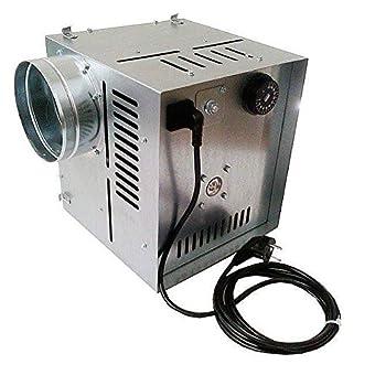 Ventilateur à flux d'air chaud efficace à haute température distributeur 800m3 / h