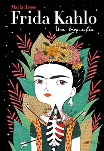Una preciosa biografia ilustrada de la pintora mexicana Frida Kahlo.