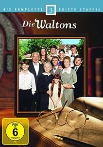 Die Waltons - Die komplette 3. Staffel [7 DVDs]
