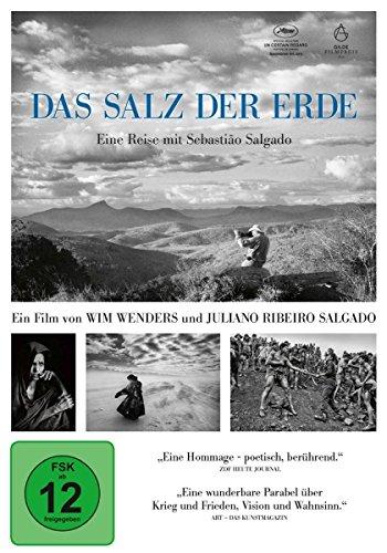 Das Salz der Erde (Limited Edition, tlw. OmU) - Salz Echt Gutes