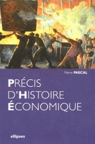 Précis d'histoire économique
