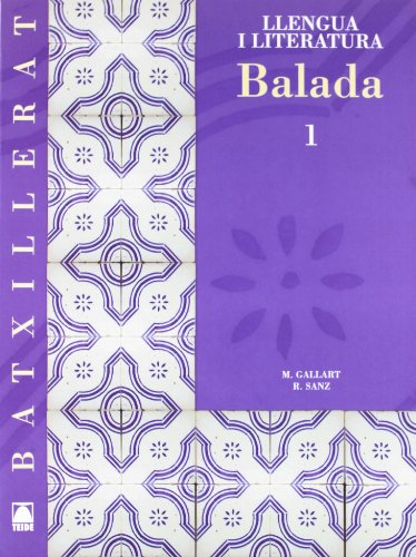 BALADA LLENGUA/LIT. 1 BATX.