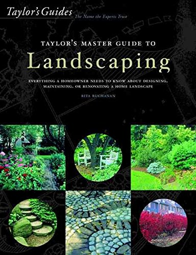 [(Taylor's Master Guide to Landscaping)] [By (author) Rita Buchanan] published on (November, 2000)