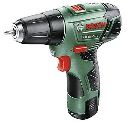 Bosch Bricolaje - 060397290S - Psr Easy+ Li-2 (10,8V) Atornillador Con Batería De Litio