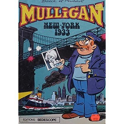 Mulligan. New-York 1933