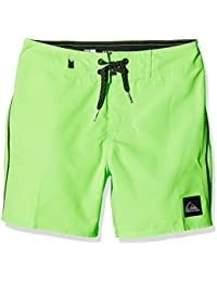 Quiksilver everydkaimyth14Bañador para niño, Niño, Everydkaimyth14, Green Gecko, FR : 12 ans (Taille Fabricant : Taille 26)