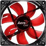 Aerocool EN51363 Ventilateur de boîtier LED 120 mm Noir