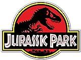Autocollants pour voitures et motos Jurassic Park 10cm,,