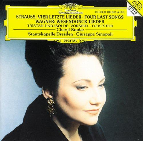 R. Strauss: Vier letzte Lieder - 4. Im Abendrot