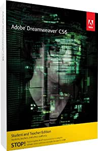 Adobe Dreamweaver CS6 Student and Teacher*