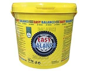 """Easybalance 7,5 kg pour seau durable auswuchtpulver """"équilibrage de pneumatiques de camions"""" certifié dekra»"""