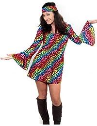 Acquista i più venduti incontrare colori delicati Amazon.it: vestiti anni 70 - Donna: Abbigliamento