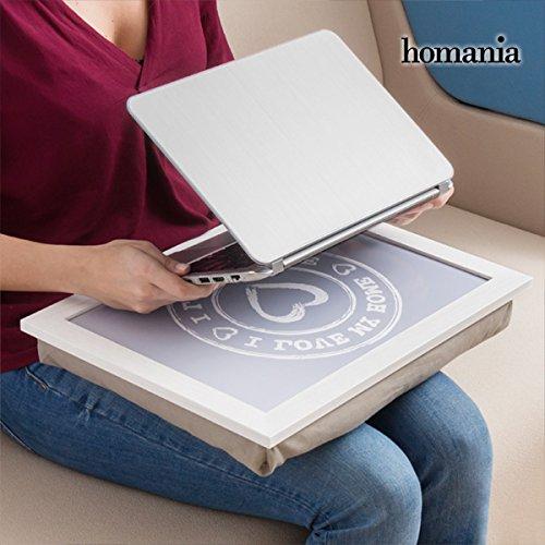 Preisvergleich Produktbild I Love My Home Laptop- und Tabletkissen von Homania