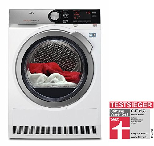 AEG T8DE86685 Wärmepumpentrockner