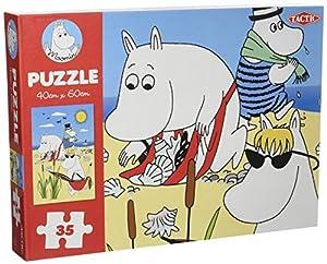 Tactic Moomin - Rompecabezas (Rompecabezas para Suelo, Dibujos, Niños, Moomin, Niño/niña, 3 año(s))
