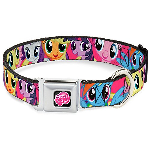 buckle-down-dc-wmlp014-s-9-15-mlpd-my-little-pony-logo-black-pink-dog-collar-small