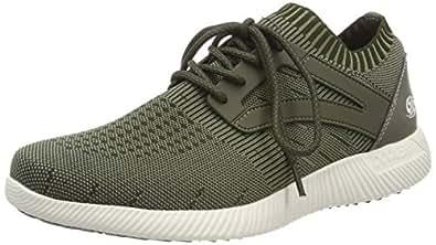 Dockers by Gerli Herren 42LI009-700850 Sneaker, Braun (Khaki 850), 45 EU