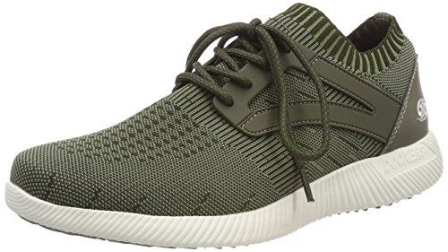 Dockers by Gerli Herren 42LI009-700850 Sneaker, Beige (Khaki 850), 43 EU