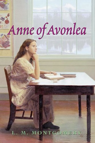 Anne of Avonlea Complete Text (Anne of Green Gables Book 2) (English Edition)