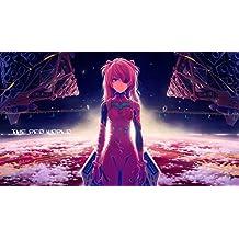 Neon Genesis Evangelion (25x14 inch, 62x35 cm) Silk Poster Seda Cartel PJ1D-AEB1