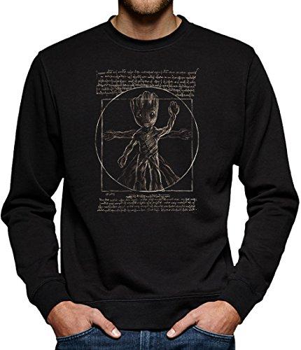 Touchlines Merchandise -  Felpa  - Uomo Black