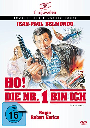 Bild von Ho! Die Nummer Eins bin ich (Die Nr. 1 bin ich) - inkl. beider dt. Synchronversionen - Filmjuwelen [DVD]