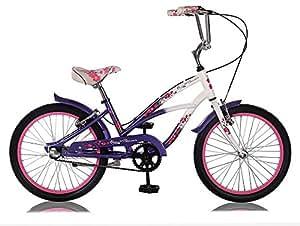 """24"""" 24 Zoll ALU Kinder Fahrrad Bike Beachcruiser Mädchen Damen Cruiser Fahrrad Cherry Blossom Nexus 3 Gang Rad NABENSCHALTUNG"""