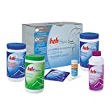 HTH SPA Chemie Starter Kit Brom (5.4 kg + 2L)