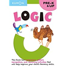 Thinking Skills Logic Pre-K (Kumon Thinking Skills Workbooks)