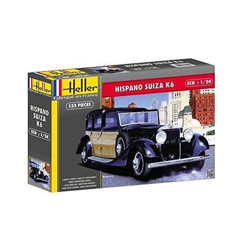 heller-80704-maquette-voiture-hispano-suiza-k6-echelle-1-24-classique