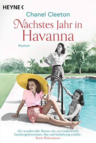 Nächstes Jahr in Havanna: Roman (Die Kuba-Saga, Band 1)