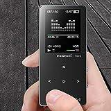 Yaoaomon 1.8'enregistreur Vocal sans Perte de Bouton de Joueur de MP3 HiFi MP4 de...