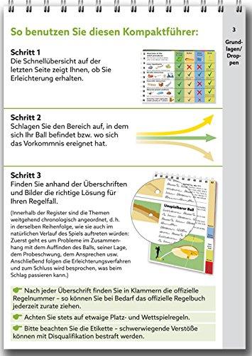 Golfregeln kompakt: Der praktische Regelführer zur Verwendung auf dem Platz - 2