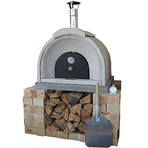Outdoor Wood Fired Pizza Oven - Double Casa