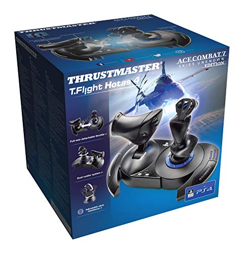 Thrustmaster T Flight Hotas 4 Ace Combat 7 Edition PS4