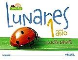 LUNARES 1 año. (LUNARES Y PÚAS) - 9788469828618