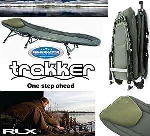 Trakker RLX Lit de pêche en aluminium 6 pieds