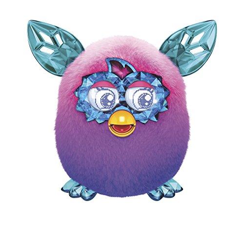 Furby Boom Serie Crystal Ombre (Rosa/ Viola)